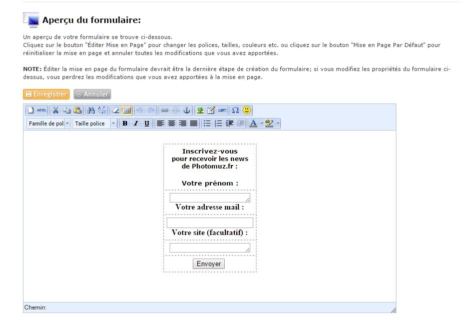 YMLP, sans doute l'un des meilleurs sites pour créer une newsletter professionnelle avec autorépondeur